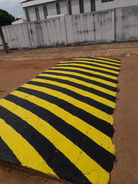 Operação Tapa buraco e manutenção das ruas do Município